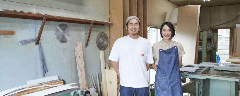 老舗の実績に、遊び心をプラスして。〈細田木工所|SOF SENSE OF FUN〉が企む街開き。