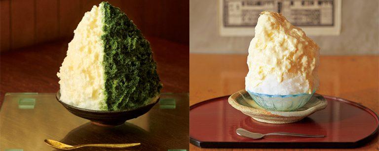 東京都内で食べたい和かき氷3選!抹茶・あんこ・和菓子好きにおすすめ。