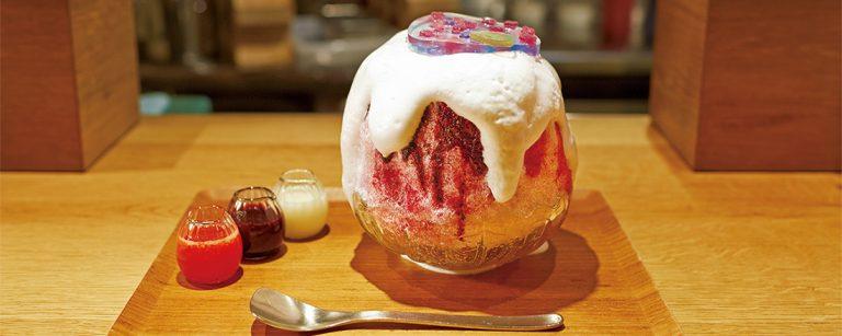 これを食べずして夏は終われない!【東京都内】かき氷好き必食の逸品3選。