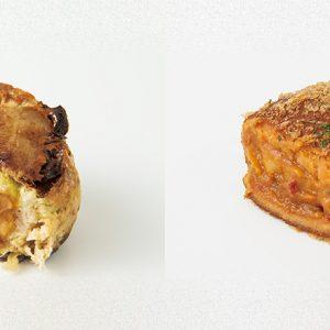 大阪・梅田〈阪急うめだ本店〉デパ地下で買える限定土産6選!「お好みソース饅頭」や「バーモントカレーパン」など。