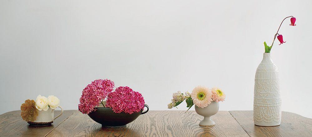 二子玉川の人気花屋・雑貨ショップ店主に聞く!花と器の美しい組み合わせ。