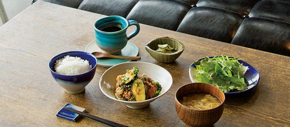 【二子玉川】平日の疲れを癒す、リラックスできる食堂&カフェ。ランチ限定スイーツもチェック!