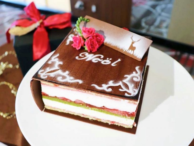 京王プラザホテル クリスマスケーキ