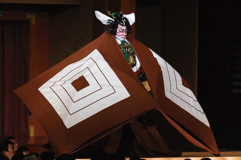 歌舞伎十八番の内「暫」(C)松竹