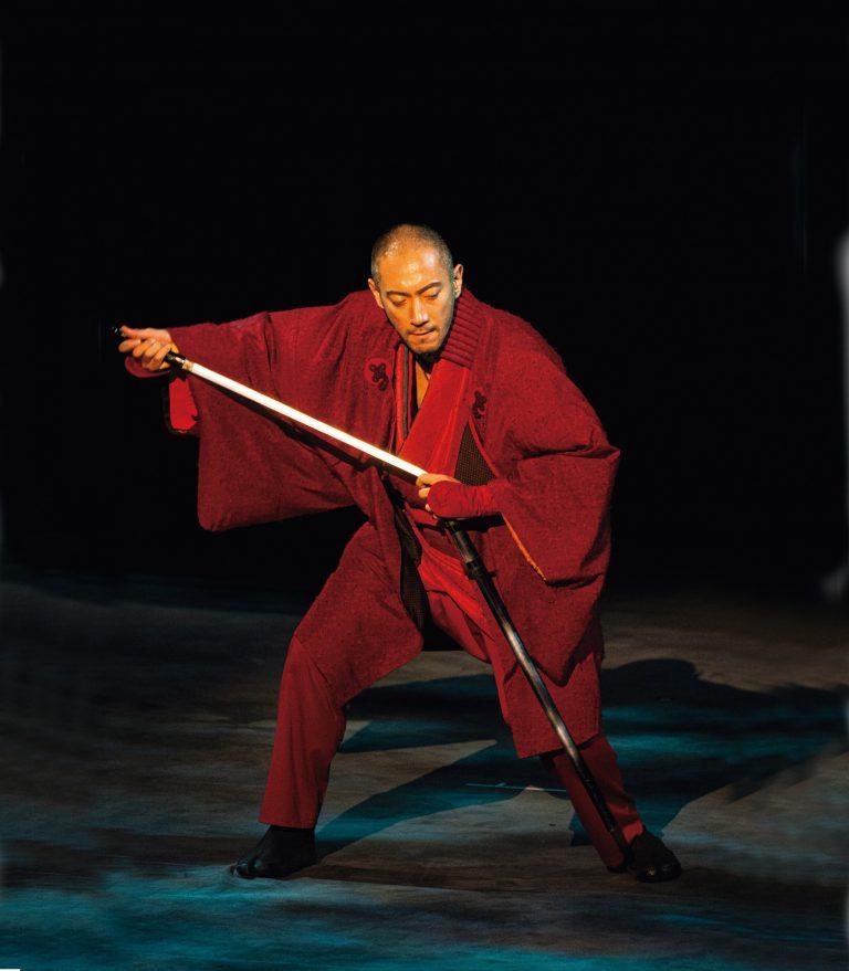 「六本木歌舞伎」第二弾「座頭市」(C)松竹