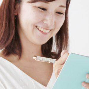 働く女子の愛用品。〈ティファニー〉の手帳/webサービス企画・橋本静香さん