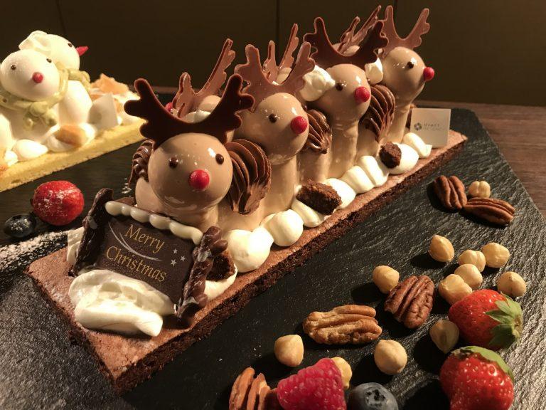 ハイアット リージェンシー 東京 クリスマスケーキ