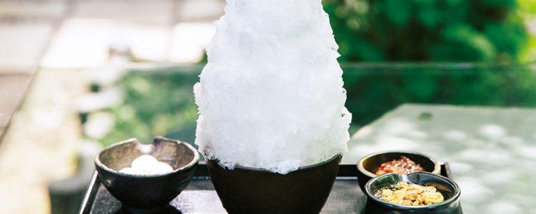天然氷の先駆け〈阿左美冷蔵〉のかき氷が食べられるお店リスト。本店限定や看板メニューをチェック!