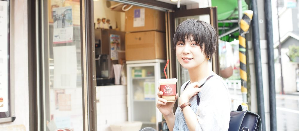 マルチに活躍する芸人になりたい!話題の〈吉本坂46〉メンバー、光永さんのON/OFFスイッチ