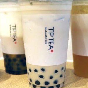 〈TP TEA〉のタピオカドリンクを並ばずに飲める!?事前WEBオーダー『スマタピ』開始。