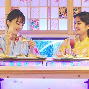 青森の人気宿〈星野リゾート 青森屋〉でねぶた祭を満喫!夏限定女子会空間も。