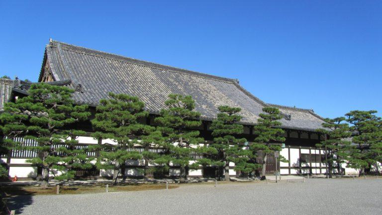 元離宮⼆条城 ⼆の丸御殿台所(京都市提供)