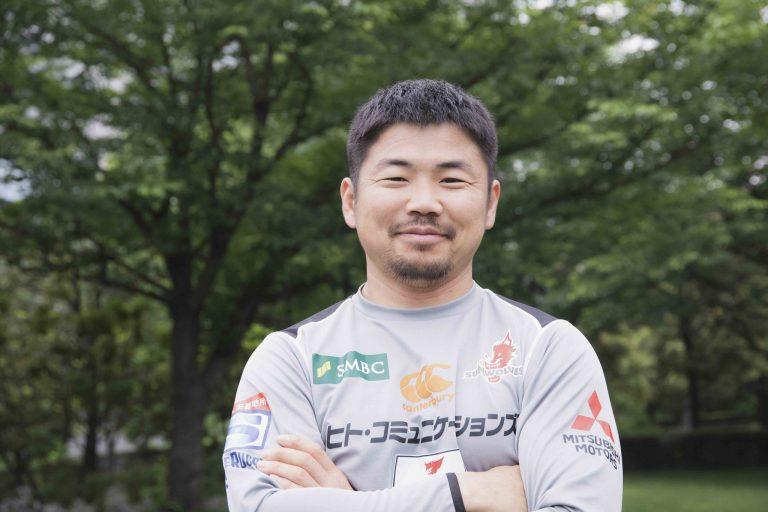 ラグビー 田中史朗