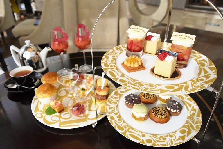 東京マリオットホテル ラウンジ&ダイニング Afternoon tea with FRANK MULLER
