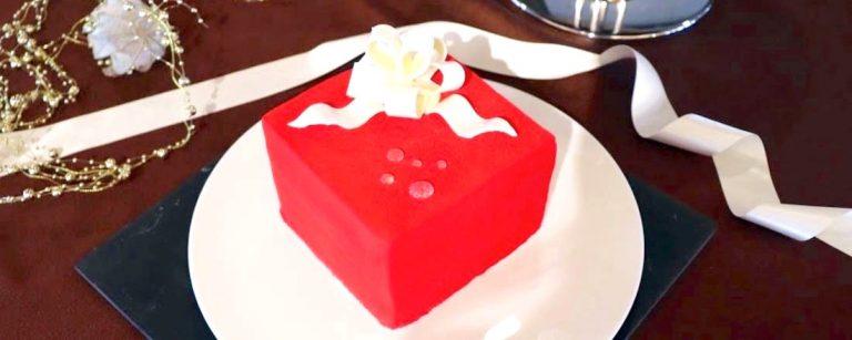 〈京王プラザホテル〉が2019クリスマスケーキコレクションを発表!テーマはラグジュアリー。
