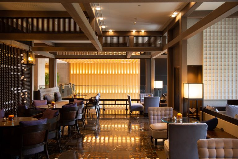 京都 FOUR SEASONS HOTEL KYOTO The Lounge & Bar アフタヌーンティー
