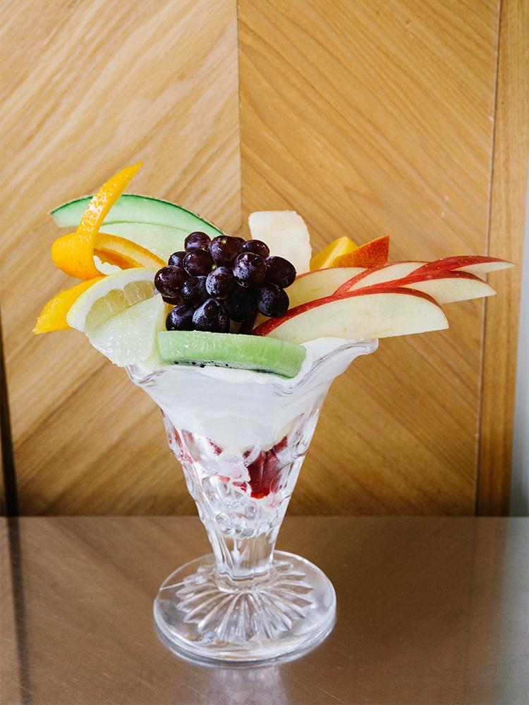 京都 FRUITS&PARLOR CRICKET