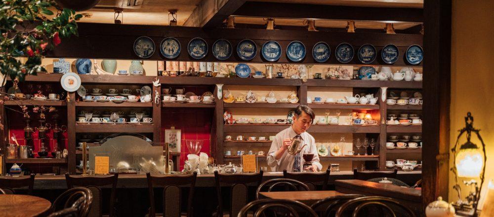 【渋谷・恵比寿】昔ながらのレトロ喫茶店3軒。カフェをこよなく愛するモデル・斉藤アリスがおすすめ!