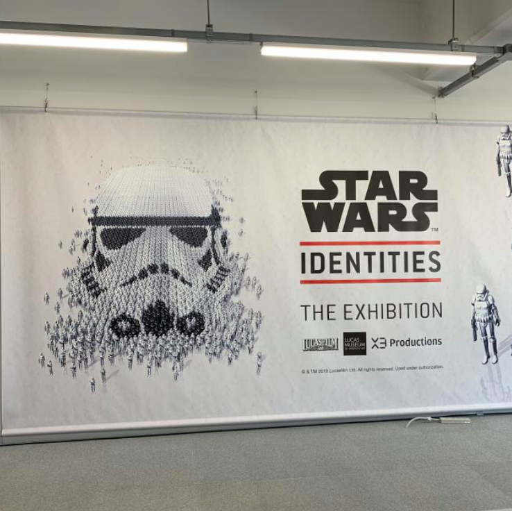 STAR WARS™ Identities  The Exhibition 寺田倉庫