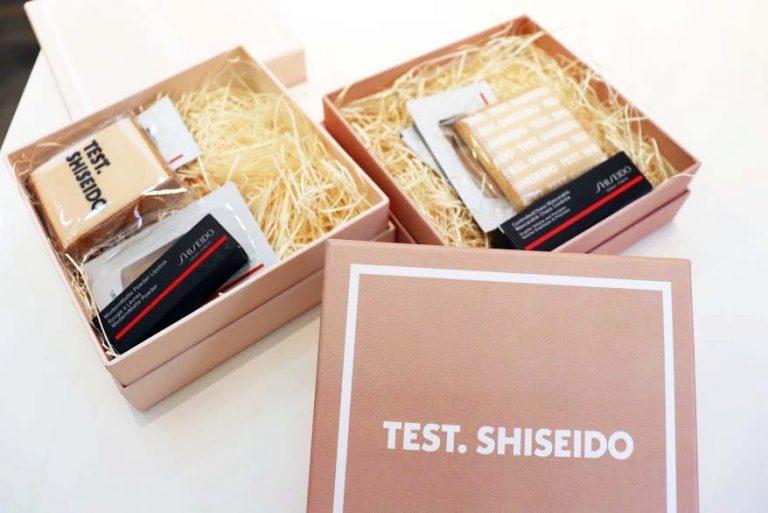 表参道 SHISEIDO TEST.SHISEIDO