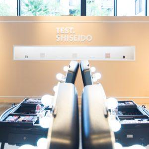 9/7〜、2日間限定で表参道にオープン!〈SHISEIDO〉の新ファンデーションを採点する『TEST.SHISEIDO』。