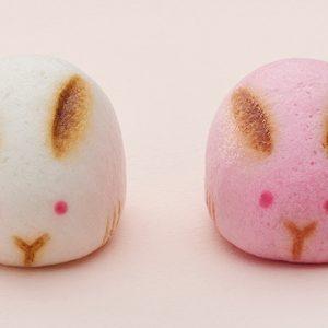 【京都】9/7~10まで!老舗高級和菓子屋〈とらや〉の「兎饅」、店頭で限定販売。