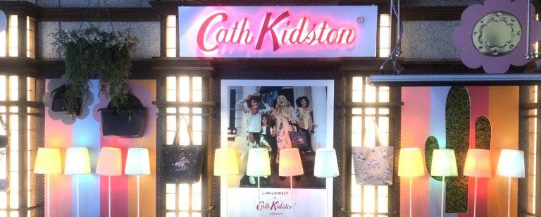 「フレストンローズ」発売記念。表参道で〈キャス キッドソン〉期間限定アフタヌーンティー。