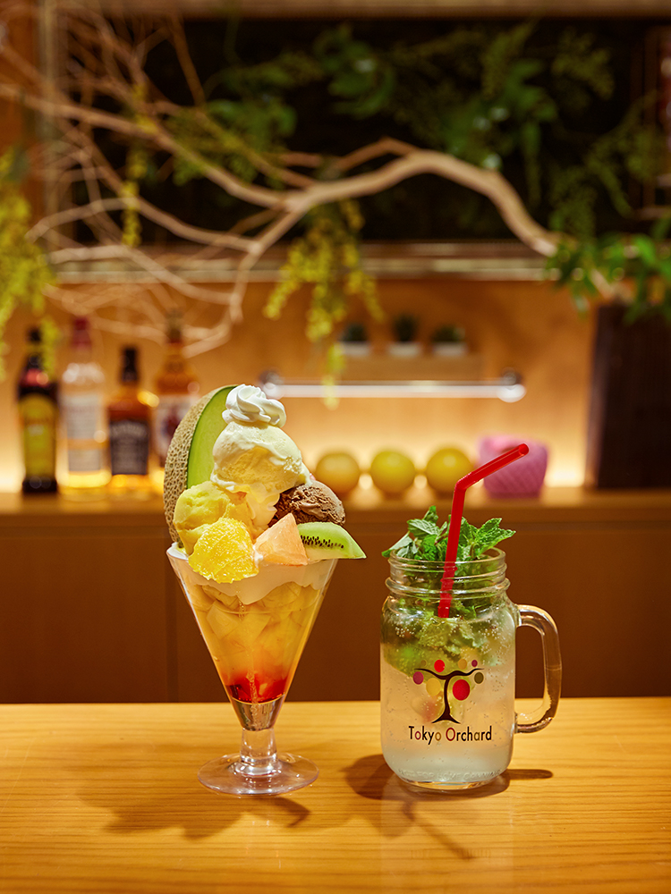 新宿 Tokyo Orchard