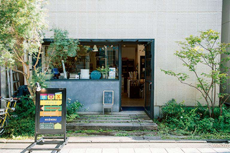 二子玉川 BOX & NEEDLE