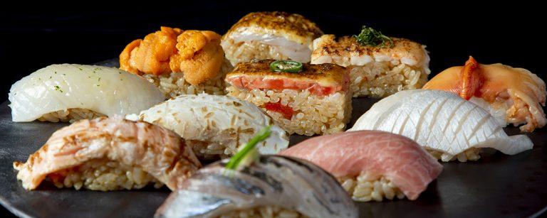 寿司界の革命児!?〈九州寿司 寿司虎 Aburi Sushi TORA〉が〈二子玉川ライズ S.C.〉にオープン!