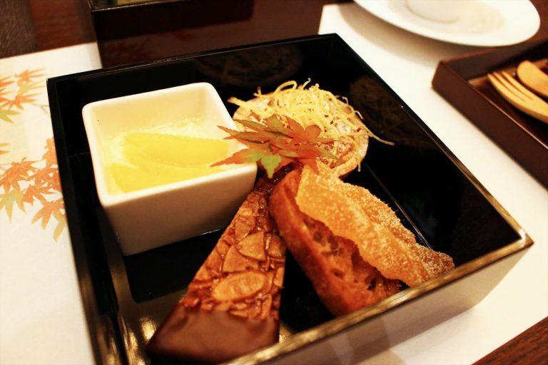 パレスホテル東京 ザ パレス ラウンジ 日本茶アフタヌーンティー