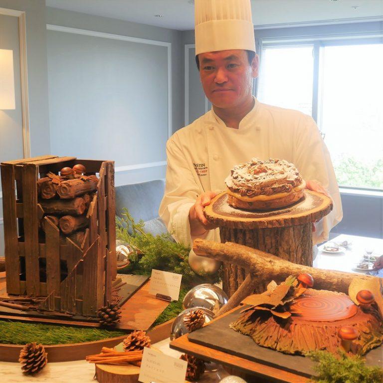 ウェスティンホテル東京 クリスマスケーキ2019
