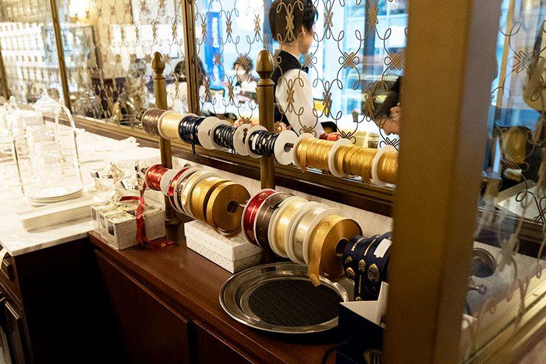 銀座 Cafe Cova Milano GINZA SIX
