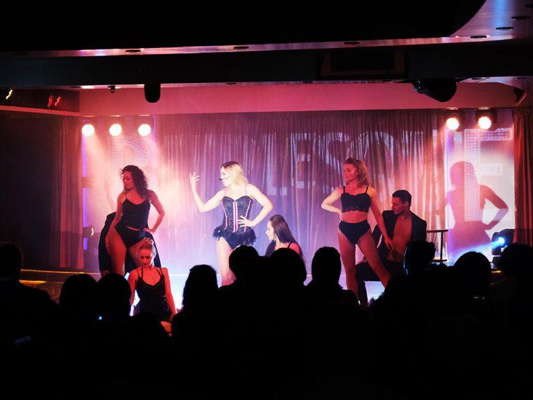 コスタネオロマンチカ Cabaret Vienna