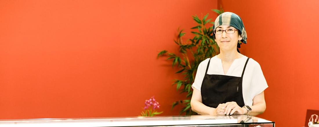 香川の文化を東京に届けたい。東久留米で和三盆糖の魅力を発信する〈和菓子舗 象東〉へ。