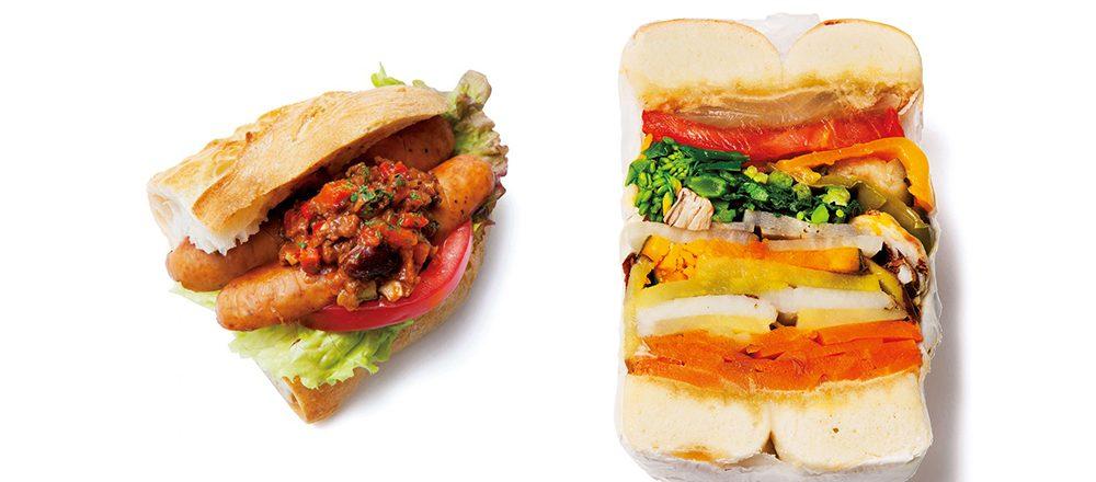 グルメ系サンドウィッチの世界へ!【東京】人気ベーカリー&ベーグル専門店6選