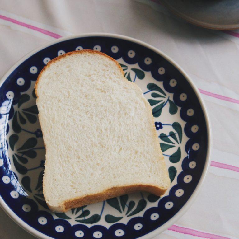 「山型パン」
