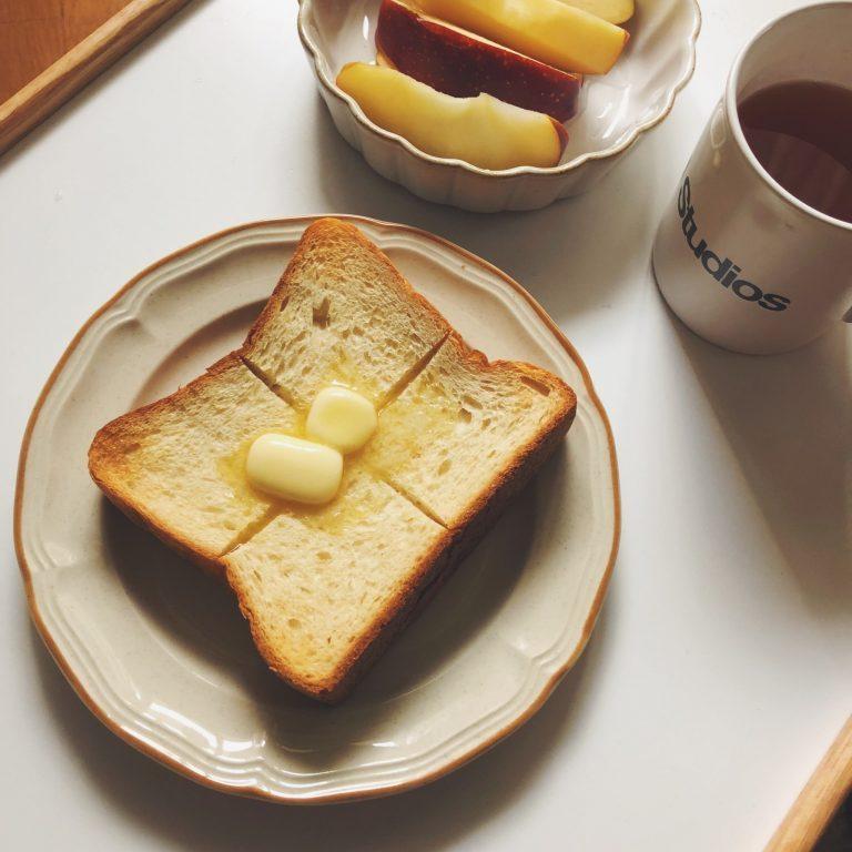 「ヨーグルト酵母の食パン」