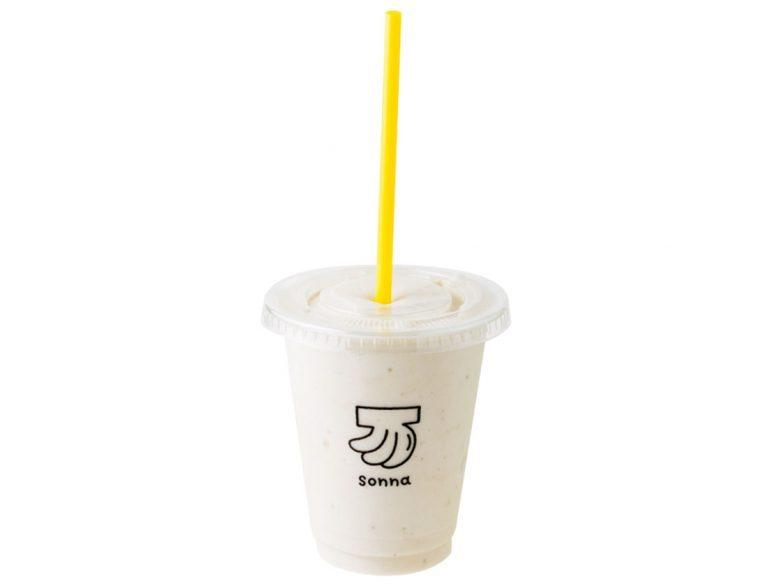 「バナナジュース」380円(税込)