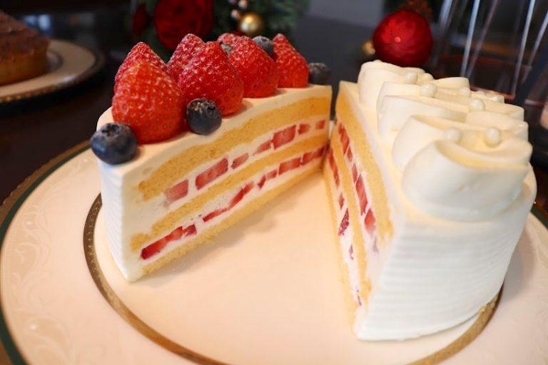 ホテル椿山荘東京 クリスマスケーキ