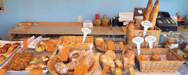 ハイレベルなパンが集結!【茨城・つくば】フランスのエスプリ感じるベーカリーへ。
