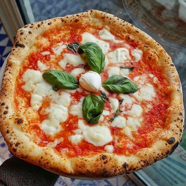 日本橋 Gino Sorbillo Artista Pizza Napoletana