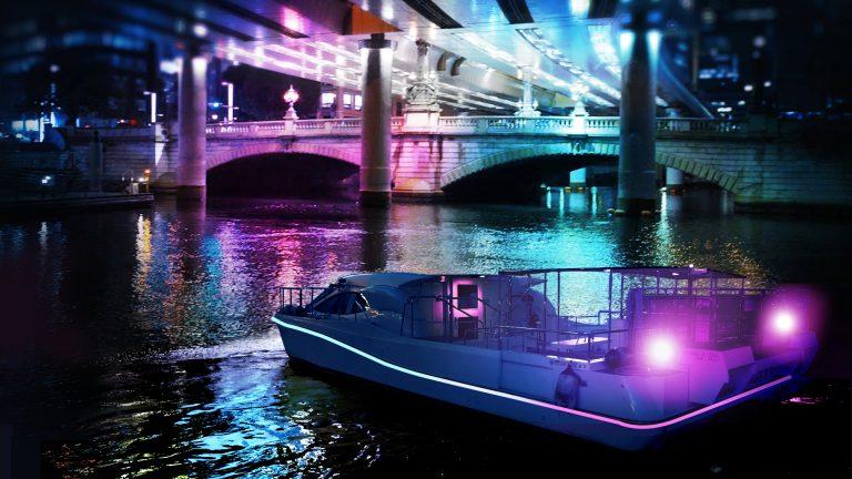 nihonbashi Light Cruiseパース