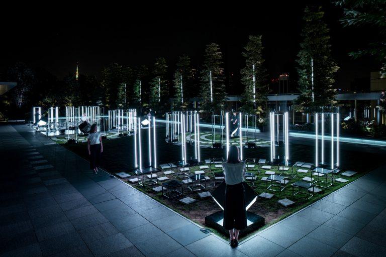 銀座 ROOF TOP ORCHESTRA─音を奏でる庭園