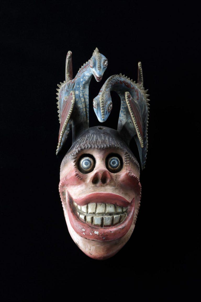 驚異と怪異──想像界の生きものたち 国立民族博物館