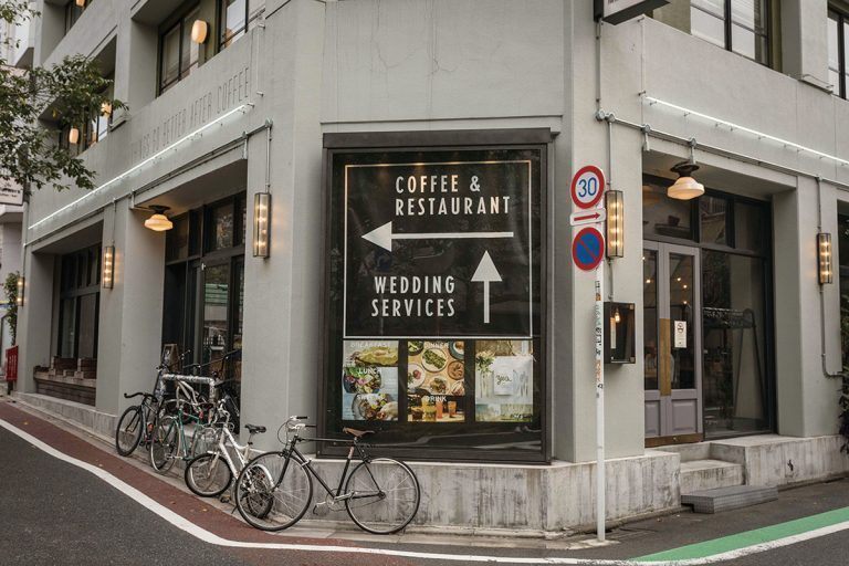 中目黒 The Workers Coffee/Bar