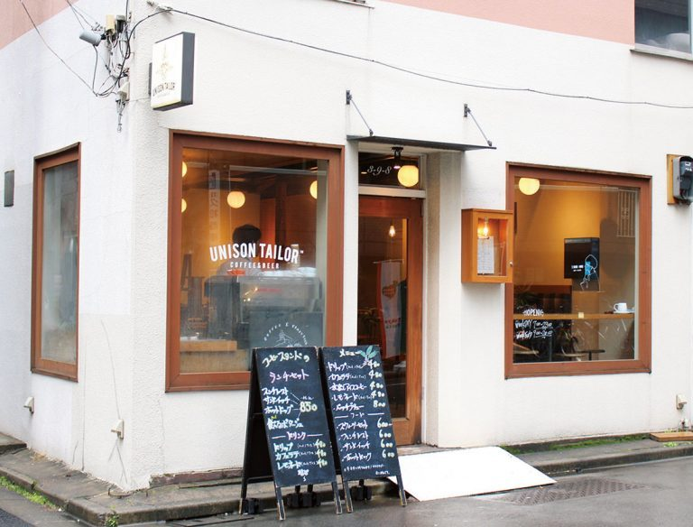 人形町 UNISON TAILOR COFFEE & BEER