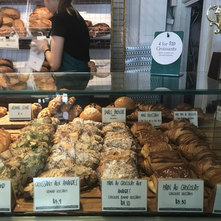 シンガポール Tiong Bahru Bakery