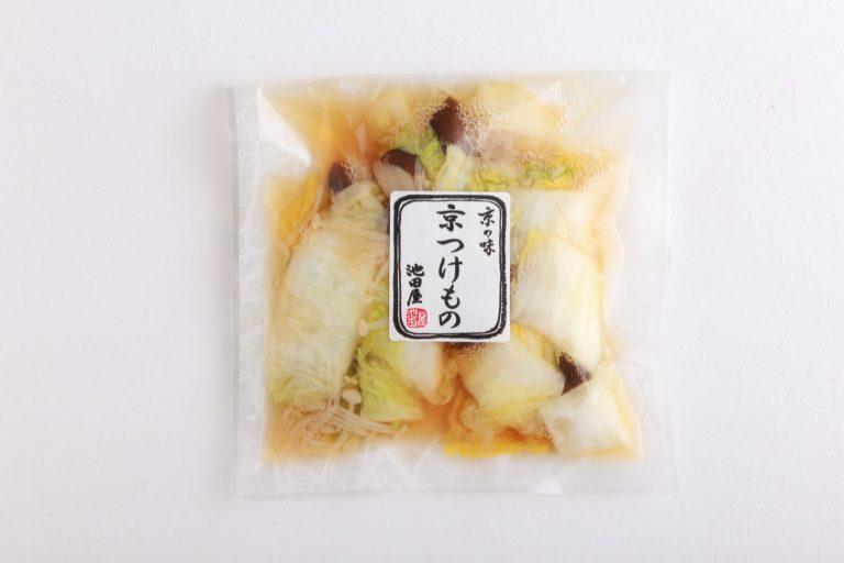 京つけもの 池田屋 きのこ白菜