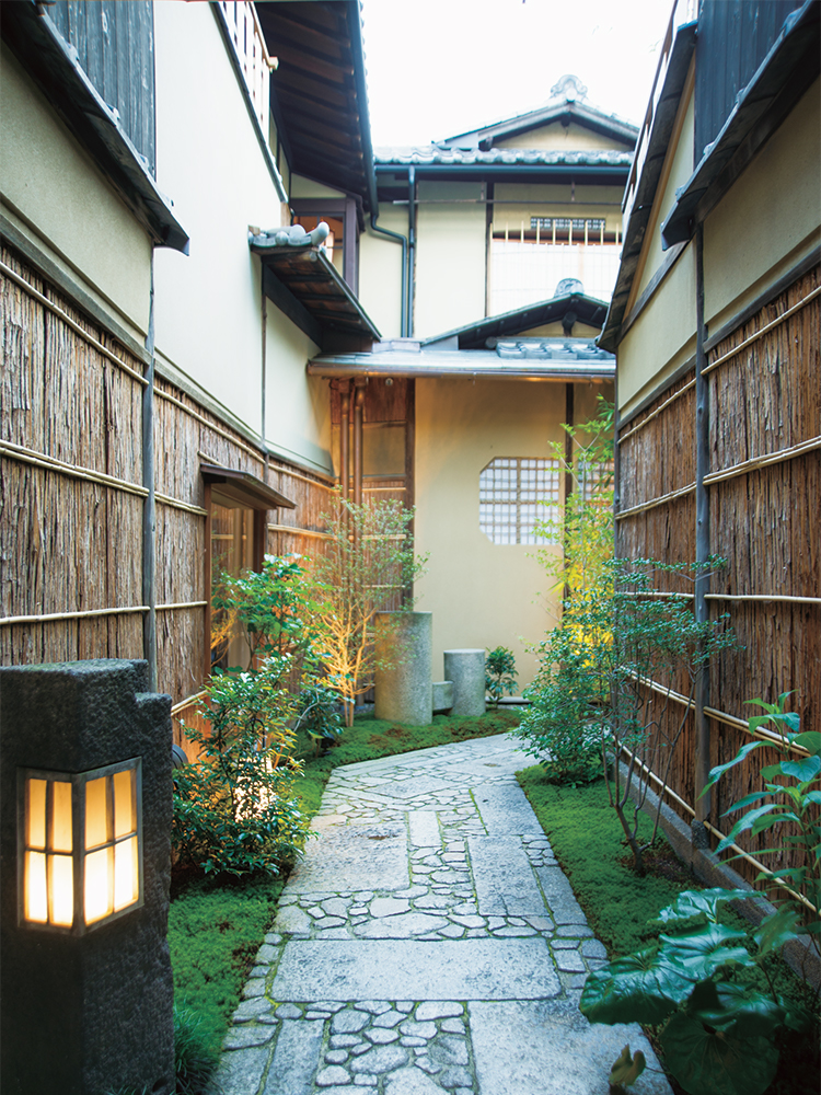 京都 Luxury hotel SOWAKA